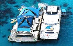 Lembongan Island Reef Cruise, Bali Cruise, Boat View