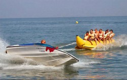Banana Boat,Benoa Marine Sport,Virgo Dive and Water Sport