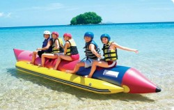 Banana Boat,Benoa Marine Sport,Virgo Dive and Water Sport