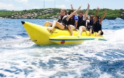 Banana Boat,Bali Tour Packages,Adventure Tour Packages