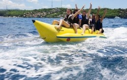 Banana Boat,Bali Tour Packages,One Day Trip Including Water Sport