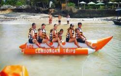 Banana Boat_Rides image, Lembongan One Night Package, Lembongan Package