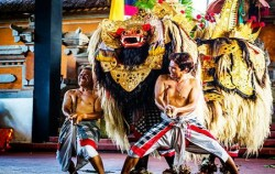 Barong and Keris Dance image, Full Day Packages, Bali Tour Packages