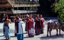 Batak Toba Traditional Dance image, Exotic Nature Sumatra Tour 14 Days, Sumatra Adventure