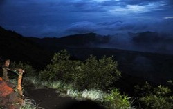 sunrise view,Bali Trekking,Sunrise Mount Batur by Alam Amazing Tour