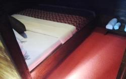 Phinisi Ambashi, Komodo Boats Charter, Ambashi Bedroom View