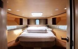Bedroom View,Komodo Boats Charter,Komodo Yacht