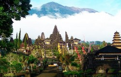Besakih Temple image, Bali Overnight Package 7 Days and 6 Nights, Bali Overnight Pack