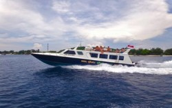 Gili Getaway Boat 2,Gili Islands Transfer ,Gili Getaway Fast Boat
