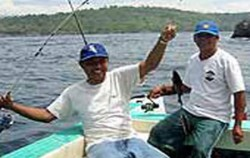Bottom Fishing by Ena,Bali Fishing,Special Bottom Fishing by Ena
