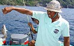 Special Bottom Fishing by Ena,Bali Fishing,Special Bottom Fishing by Ena