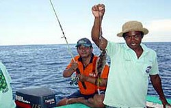 Strike Point,Bali Fishing,Bottom - Trolling Fishing