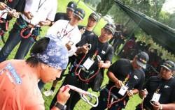 Briefing,Fun Adventures,Bali Treetop Park