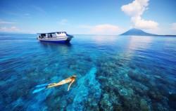 Bunaken Island,Manado Explore,Manado Tour 5 Days & 4 Nights Package