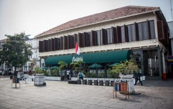 Cafe Batavia image, Nostalgic of Batavia Town, Jakarta Tour