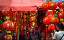 Chinatown Glodok,Jakarta Tour,Trails of China Town