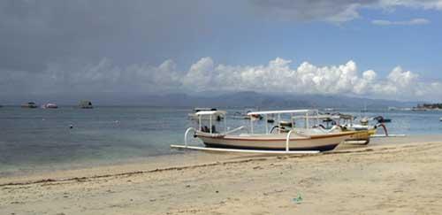Beach - Lembongan Cliff Villas - Lembongan Island