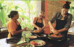 Cooking Class,Bali Restaurants,Bebek Uma Dawa Restaurant