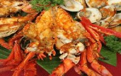 crab menu,Bali Restaurants,Crab House Restaurant
