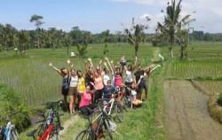 Cycling Fun,Bali Cycling,Bali Great Bike Tour