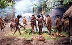 Dani Tribe image, Baliem Valley Trekking 6 Days 5 Nights, Papua Adventure
