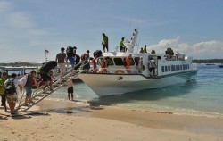 Departure,Gili Islands Transfer,Eka Jaya Fast Boat