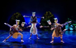 Dance Performance,Balinese Show,Bali Nusa Dua Theatre