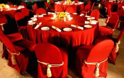 Dinner Table Setup image, Bali Indian Food, Bali restaurants