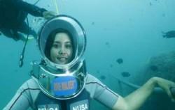 Dive Walker,Benoa Marine Sport,Bali Marine Sports Tanjung Benoa