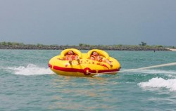 Donut Boat,Benoa Marine Sport,Marine Sport Packages by North Coast