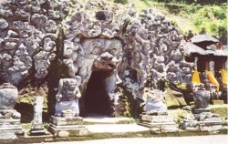 Elephant Cave image, Combination Tour Packages, Bali Tour Packages