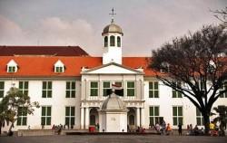 Nostalgic of Batavia Town, Jakarta Tour, Fatahillah Museum