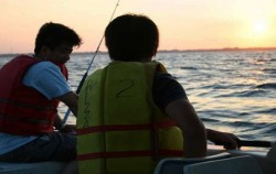 Fishing Trip,Benoa Marine Sport,Fishing & Dolphin Watching Tour