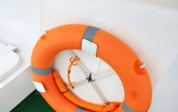 Float Ring image, Eka Jaya Fast Boat, Lembongan Fast boats