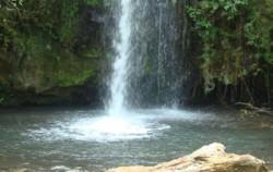 Flores Waterfall image, Komodo tour 4D3N Packages, Komodo Adventure