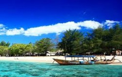 Lombok 2d1n Package, Lombok Adventure, Gili Trawangan