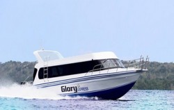 One Day Package by Glory Express, Lembongan Package, Glory Express
