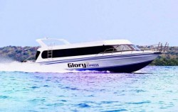 Glory Express, Lembongan Fast boats, Glory Express