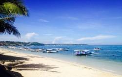 Lembongan Beach image, Glory Express, Lembongan Fast boats