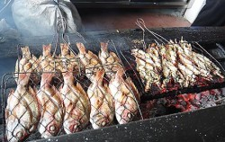Grilled Fish image, Ulam Restaurant, Bali Restaurants