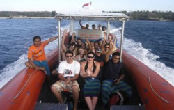 Our Participants,Bali Cruise,Ocean Rafting 3 Islands Day Cruise