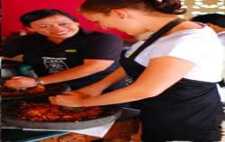 Bali Cooking Class, masterchef