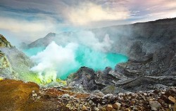Ijen Crater image, Ijen Crater Tour 4 Days 3 Nights, Ijen Crater Tour