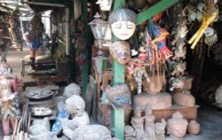 Triwindu Market,Borobudur Tour,Yogyakarta - Solo 3 Days and 2 Nights Tour