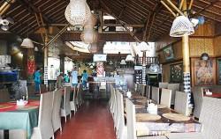 Ulam Restaurant, Ulam Restaurant Interior