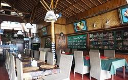 Ulam Restaurant Interior