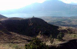 Mount Batur,Bali Trekking,Batur Caldera Sunrise