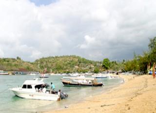 Karangasem - Padang bai
