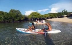 Water Sports in Lembongan, Kayaking Lembongan