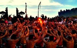Kecak Dance Performance image, Bali Overnight Package 5 Days and 4 Nights, Bali Overnight Pack